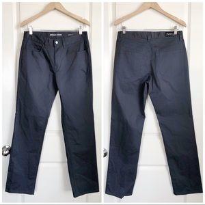 Michael Kors • men's classic fit chino grey pants
